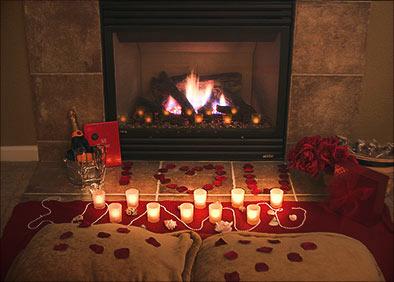 Id es de lieux romantiques pour une saint valentin inoubliable for Idee soiree st valentin a la maison