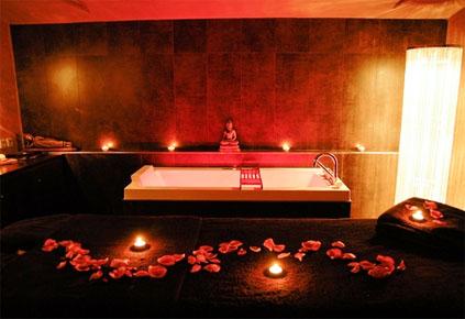 Spa et instituts institut de la robertsau id es for Salon romantique