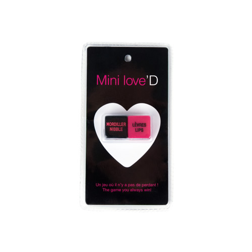 Dés mini love'd
