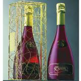 Champagne Cattier Brut rosé Red Kiss