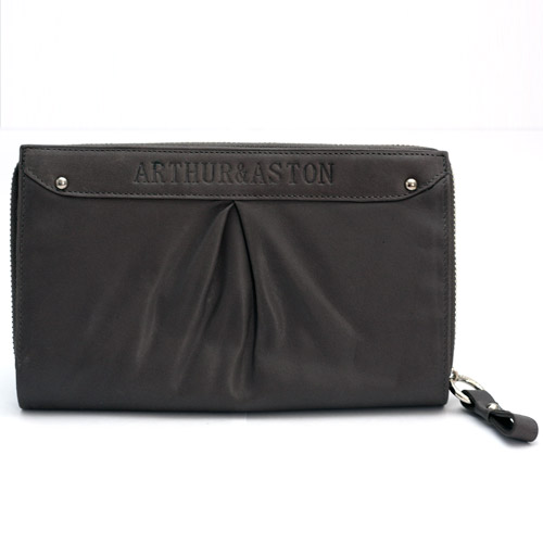 Porte monnaie femme gris portefeuille pour femme sac main pour femme toute la belle - Porte monnaie arthur et aston ...