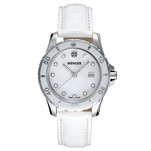 sport elegance montre femme bracelet cuir montres pour. Black Bedroom Furniture Sets. Home Design Ideas