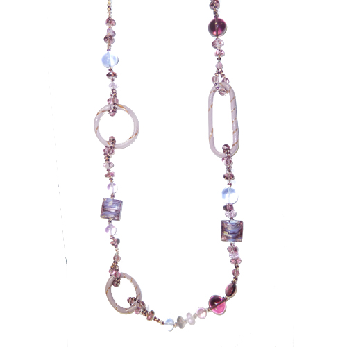 Collier amethyste BOLERO 1 ANTICA MURRINA