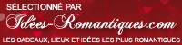 Sélectionné par Idées Romantiques.com